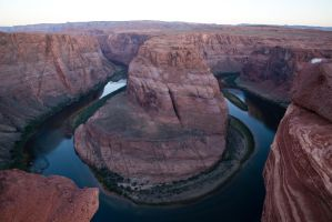 Horseshoe Bend 4 by AaronPlotkinPhoto