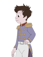 Little Nemo - Princely garb by LeviFiction