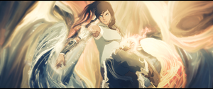 Korra - [Smudge Signature] by Solar11pro