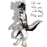 Custom for agent-taai by That-Alcoholic-Cat