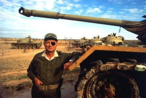 General Moshe Dayan by Zionist-4-Ever