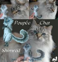 Poupee Chat by honeymil