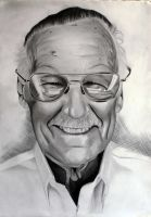 Stan Lee by donchild