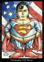 Christopher FAT Reeve by JesusNazarenuz