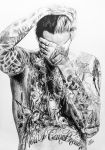 The Neighbourhood: Jesse Rutherford by SuperImki