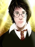 Here, Have a Harry by SilverRevlis