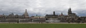 Panorama of Dresden by fairytale-gone-bad