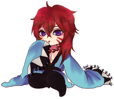 Commission: Oba Chibi by Chiechu