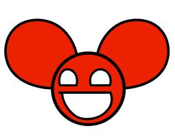 Deadmau5 Awesome Smiley by E-rap