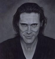 'Willem Dafoe' by littledesignshop