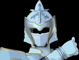 White Mystic Ranger by racookie3