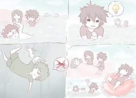 CANT SWIM: PART 4 END by xMr-Narwhal