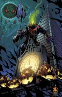 JACK the LANTERN by JerryBeck