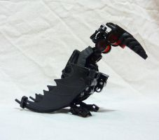Bionicle MOC - Mad Crow by Alex-Darkrai