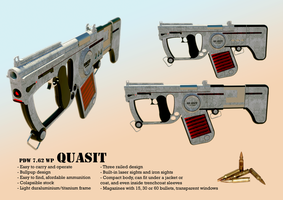 PDW Quasit by orcbruto