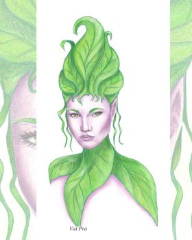 Leaf elf by vaipra-art