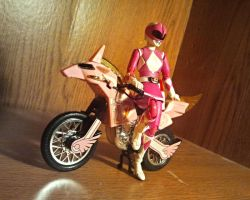 ULTIMATEfiguarts - Kimberly's Bike by ULTIMATEbudokai3