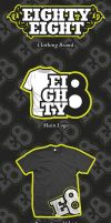 EIGHTY EIGHT Clothing Brand by noseln77