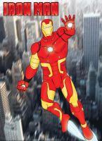Ironman by ArtbyMiel