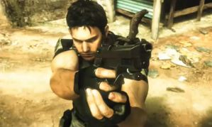 RE MER3D Chris Redfield 2 by redfield37