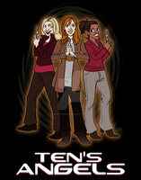 Ten's Angels by phooanimates