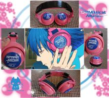 Aoba Headphones - DmmD by Hikuja