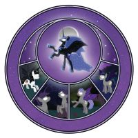 I Have Return My Children of the Night by Redtriangle