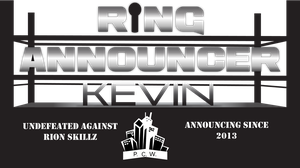 PCW Logo: Ring Announcer Kevin by concreteBuilding