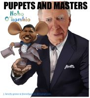 Puppets And Masters Low Rez by jbeverlygreene