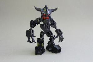 Devil Bot by exxtrooper