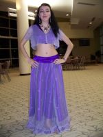 Arabian Nights- Tatiana by CostumesbyCait