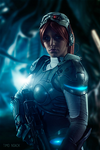 I don't need to be rescued - Lt. Sarah Kerrigan by FantasticLeo