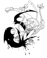 Squiggly Justice Tackle by Koshindou