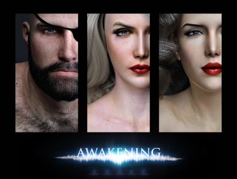 Awakening Collection by AkoCr