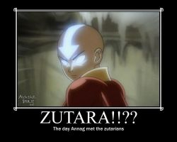 Aang is pissed by Kezza5