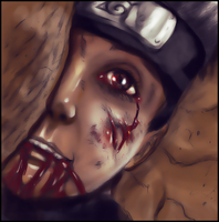 Obito last words WIP by DIABLO123456