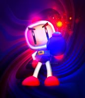 Designers Games RMX_Bomberman by area105