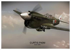 curtis p40m by dugazm
