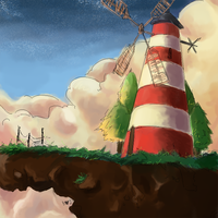 windmill windmill by KillerStella
