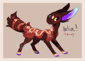 ~Fishling auction!!~ /AB added! by vilhoadopts