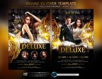 Deluxe V2 Flyer Template by ranvx54