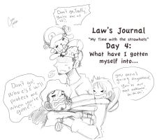 Law's Journal by ChibiTorra