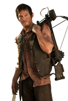 Daryl Dixon by Scotty7