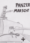 Panzer Marsch by InsaneSamantha