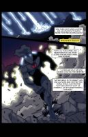 Angel Savior 1 pg 23... Satan. by levonn78