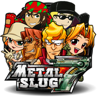 Metal Slug 7 game icon by 19Sandman91