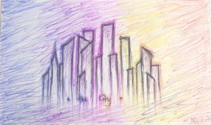 The City by The-Equinox-Arises