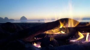 pacific city sunset by nandamicole