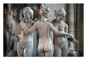 The Three Graces 6 by unclejuice