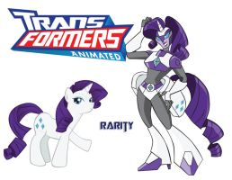 Transformares Rarity by Inspectornills